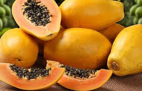 Fresh Papaya 01