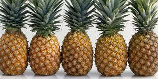 Fresh Pineapple 02