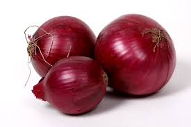 Fresh Red Onion 01