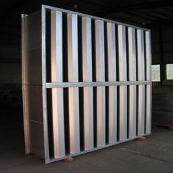 HVAC Sound Acoustic Attenuators