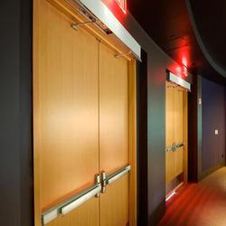 Wooden Fire Door 02