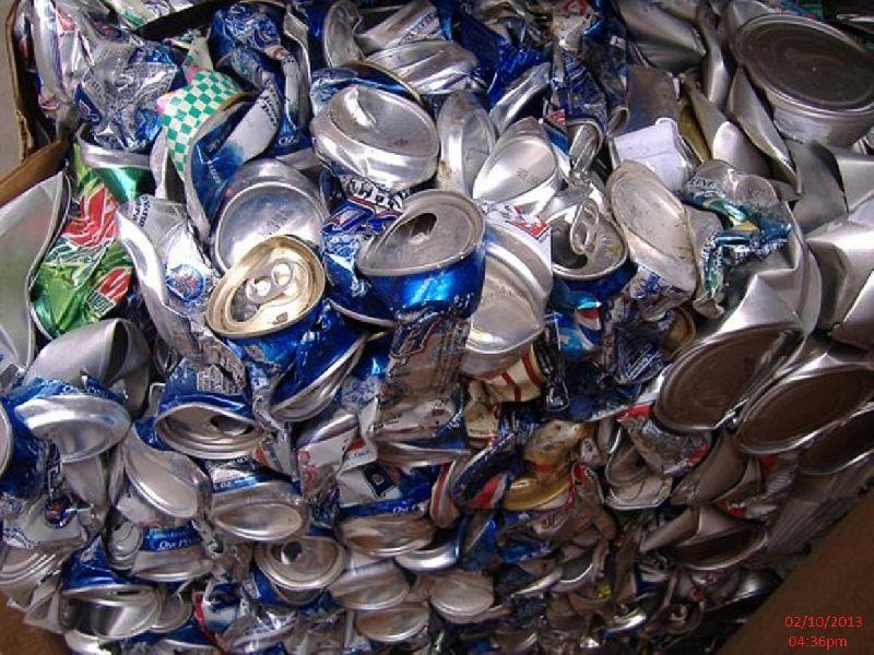 Aluminum Can Scrap