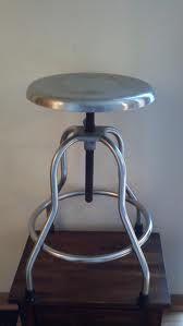 Designer Metal Stool 01