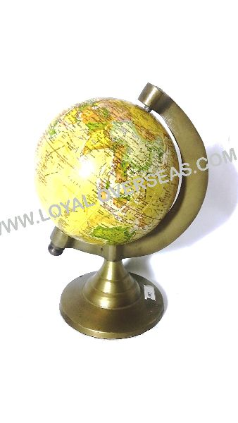 Nautical Globe 01
