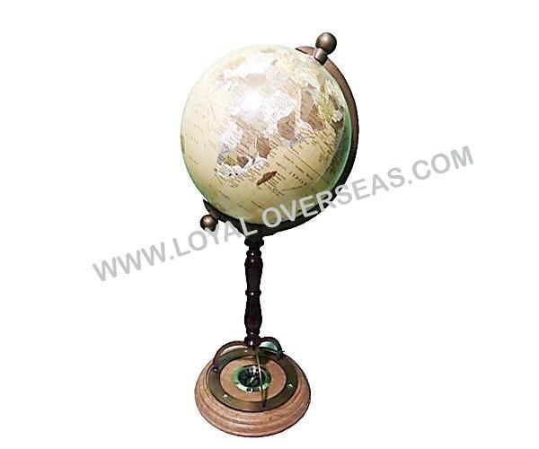 Nautical Globe 02
