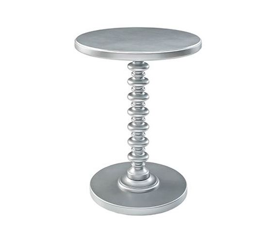 Round Metal Table 03