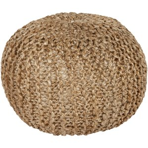 Knitted Pouf 02