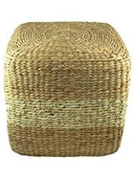 Knitted Pouf 03