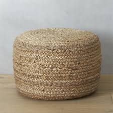 Knitted Pouf 05