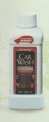 Amway Car Wash Concentrated Liquid