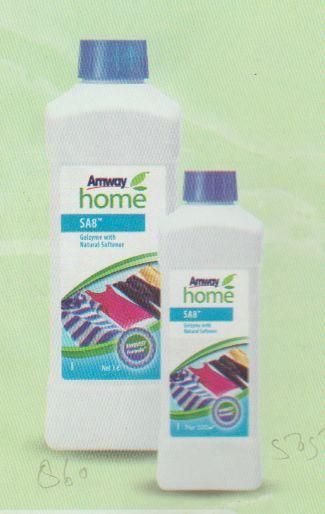 Amway Home SA8 Gelzyme Fabric Softener