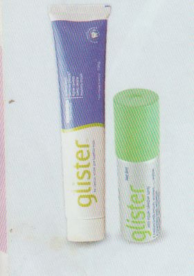 Glister Toothpaste & Mouth Freshener