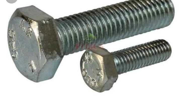 MS/SS Nut Bolt 06