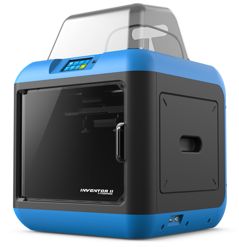 Flashforge Inventor FDM 3D Printer