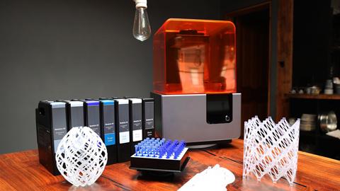 Formlabs SLA 3D Printer