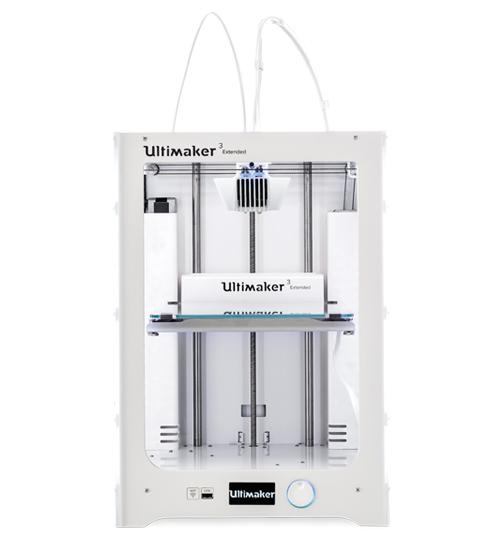 Ultimaker 3 FDM 3D Printer