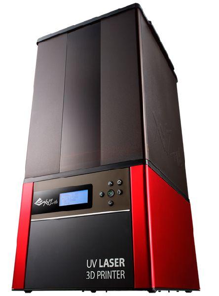 XYZ Printing  UV Laser SLA 3D Printer