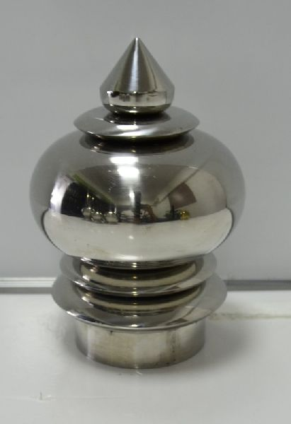 Stainless Steel Knob 02