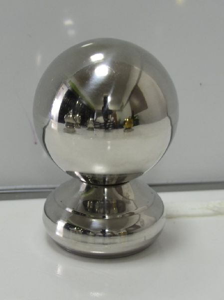 Stainless Steel Knob 04