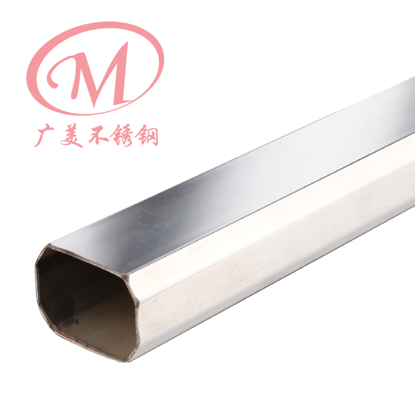 Stainless Steel Octagonal Tubes