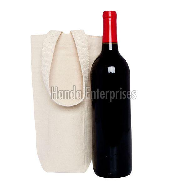 Canvas Bottle Bags