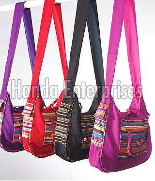 Cotton Shoulder Bags
