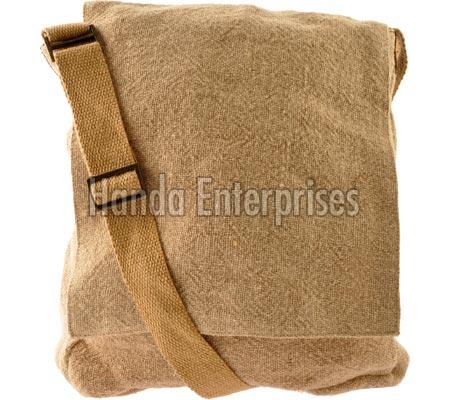 Jute Messenger Bags