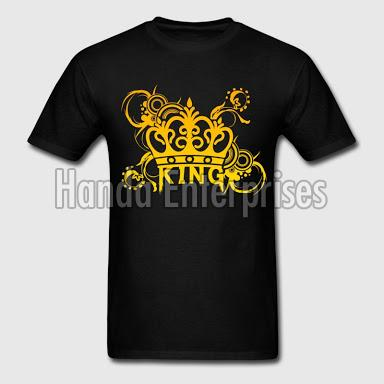 Mens Round Neck T-Shirt 04