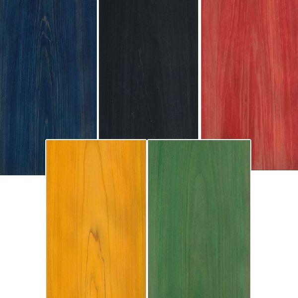 Dyed Wood Veneer