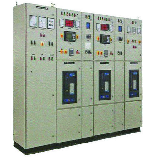 Electrical Control Panel 02
