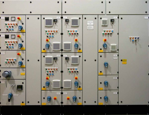 Electrical Control Panel 03