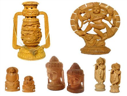 Wooden Handmade Handicrafts