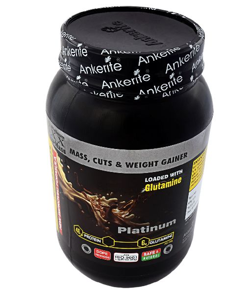 Ankerite Platinum XXX Maha Mass Gainer