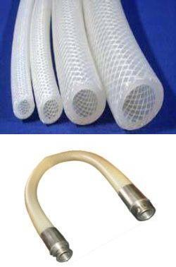 Silicone Braided Hose Pipes