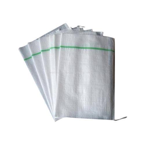 HDPE & PP Plain Woven Bags
