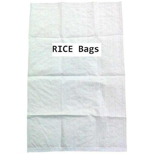 Plain Rice Packaging Bag