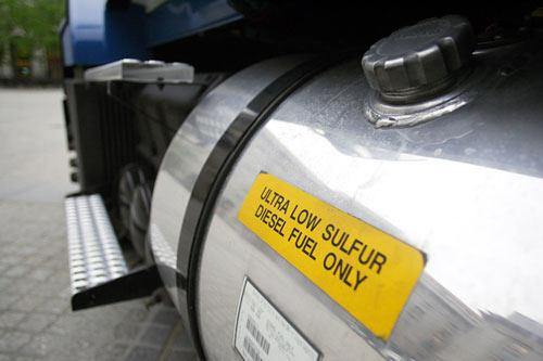 D2 Low Sulfur Diesel Oil