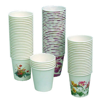 Disposable Paper Cup 02