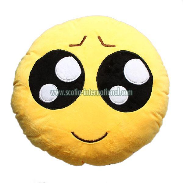 Emoji Pillow 03