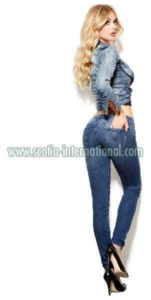 Ladies Jeans 04
