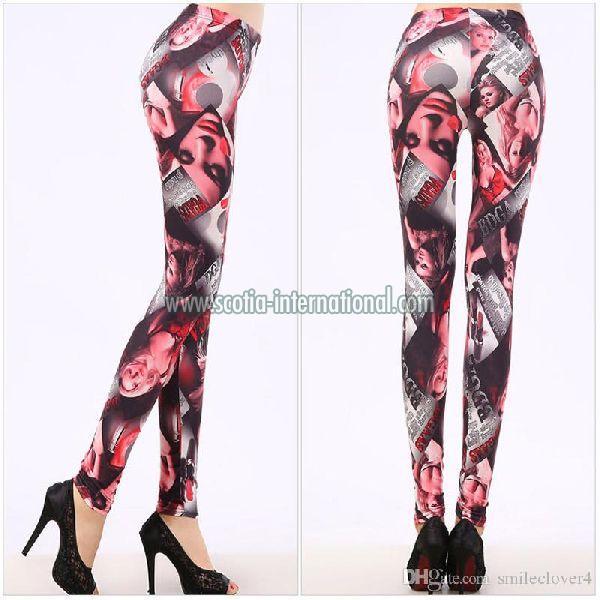 Ladies Legging 03