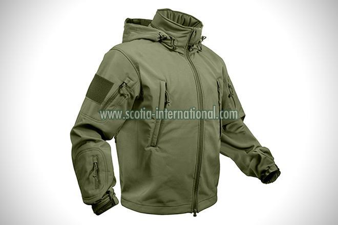 Military Jacket 04