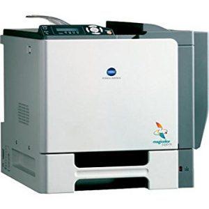 Konica Minolta Magicolor Laser Printer