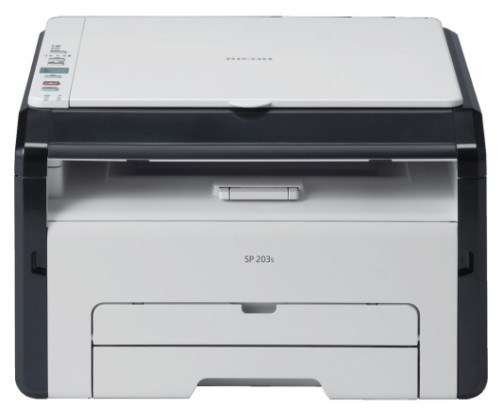 MLJ: 3-IN-1 Ricoh Laser Printer