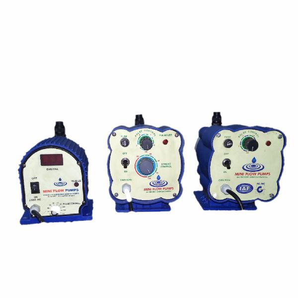 Electronic Diaphragm Dosing Pump