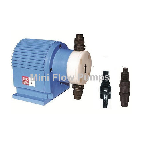 Electronic Dosing Pump 01
