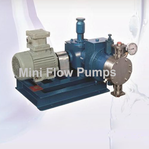 Lime Dosing Pump 01