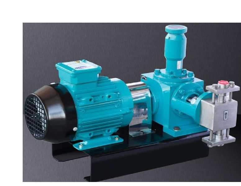 Plunger Dosing Pump 01