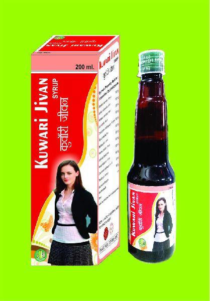Kuwari Jivan Syrup