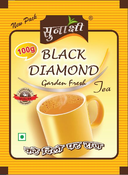 CTC Black Diamond Golden Fresh Tea